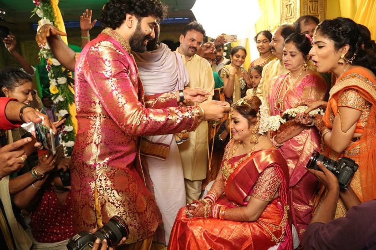 Namitha and Veerandra-2