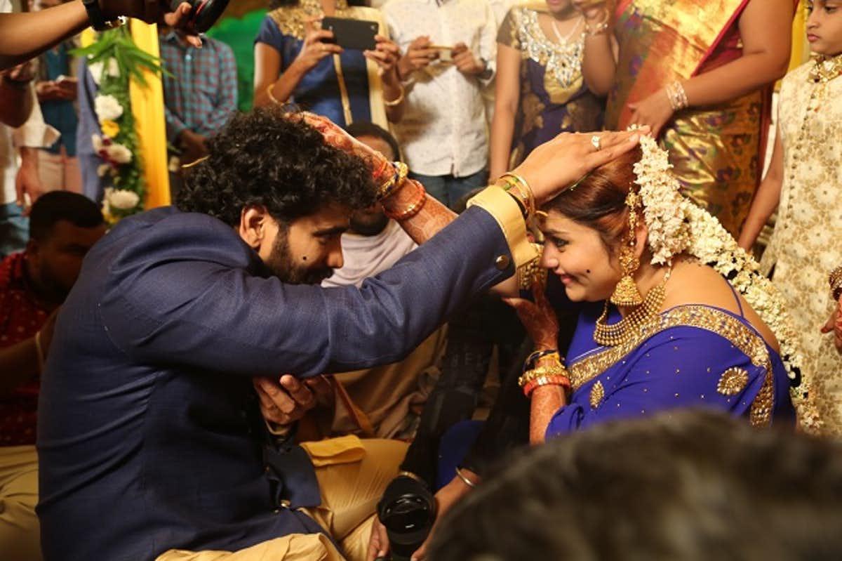 Namitha and Veerandra-7
