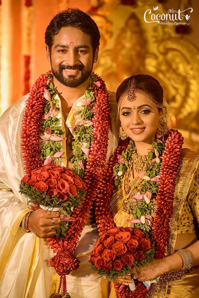 Bhavana + Naveen-1