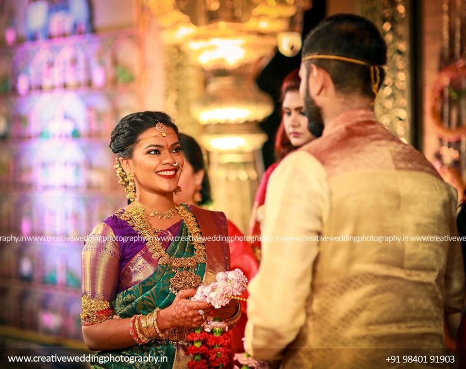 Akshay + Keerthana Wedding-5
