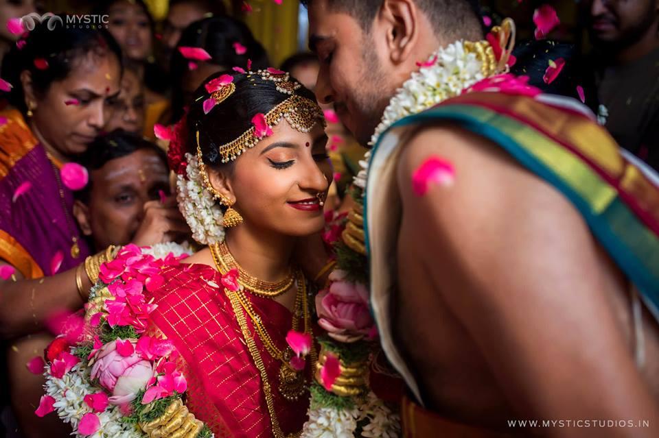 Praveen and Shrinithi-20