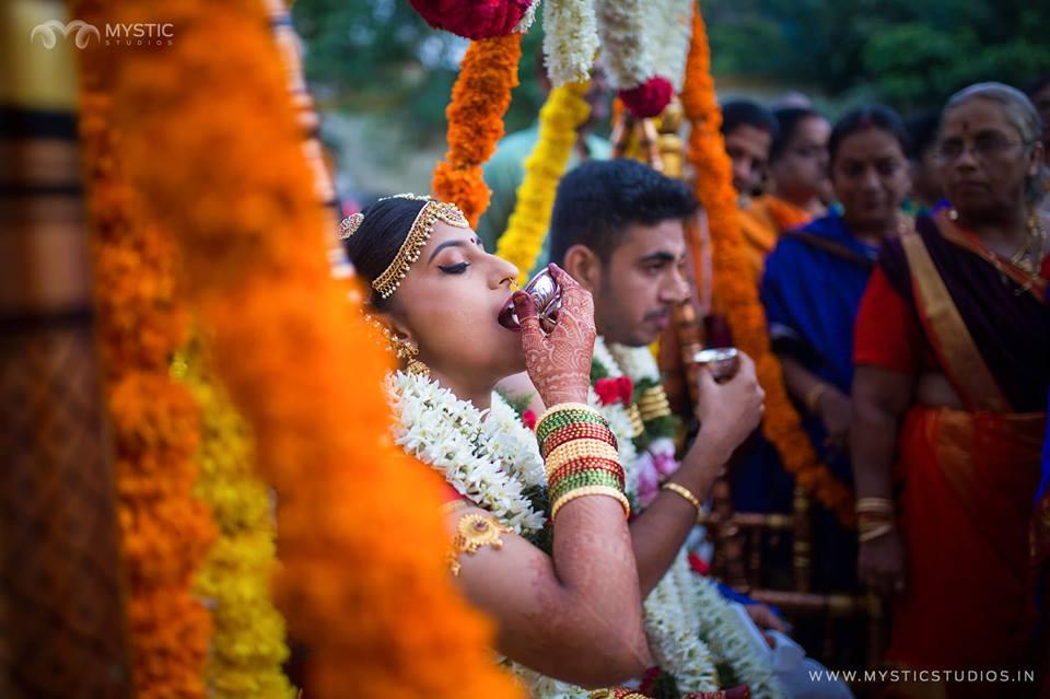Praveen and Shrinithi-7