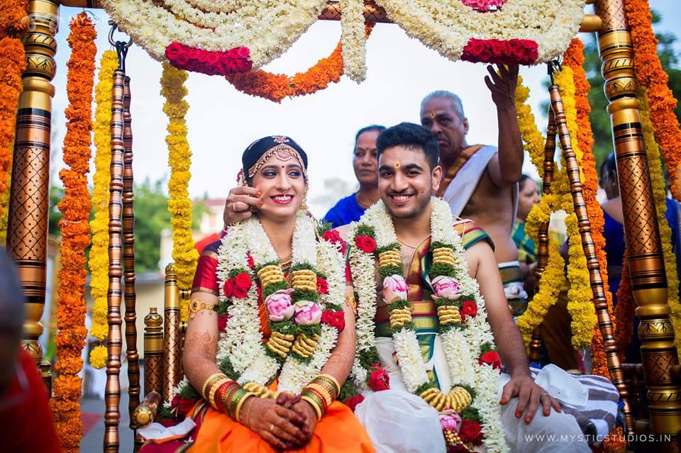 Praveen and Shrinithi-9