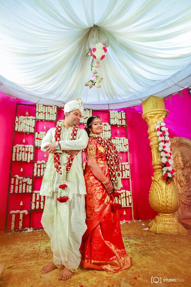 Ashwini and Abhishek-1