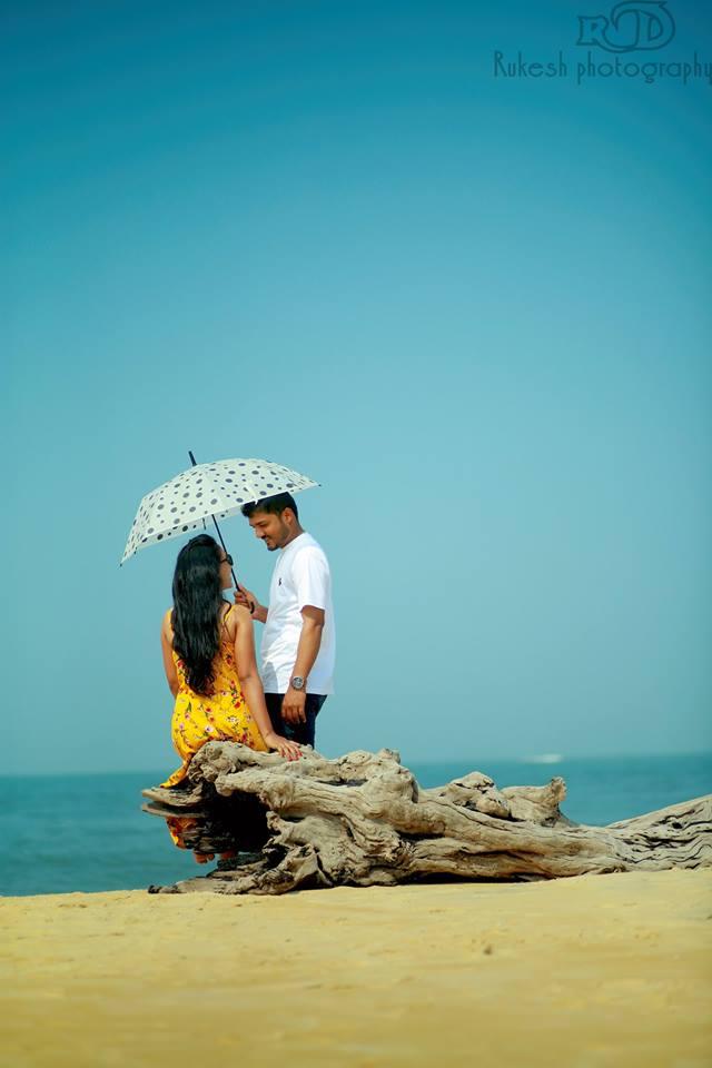 Nischitha - Lokesh Pre wedding.-12