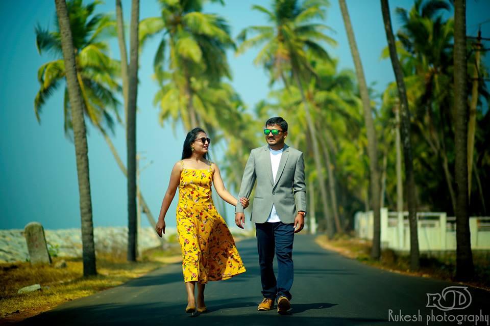 Nischitha - Lokesh Pre wedding.-16