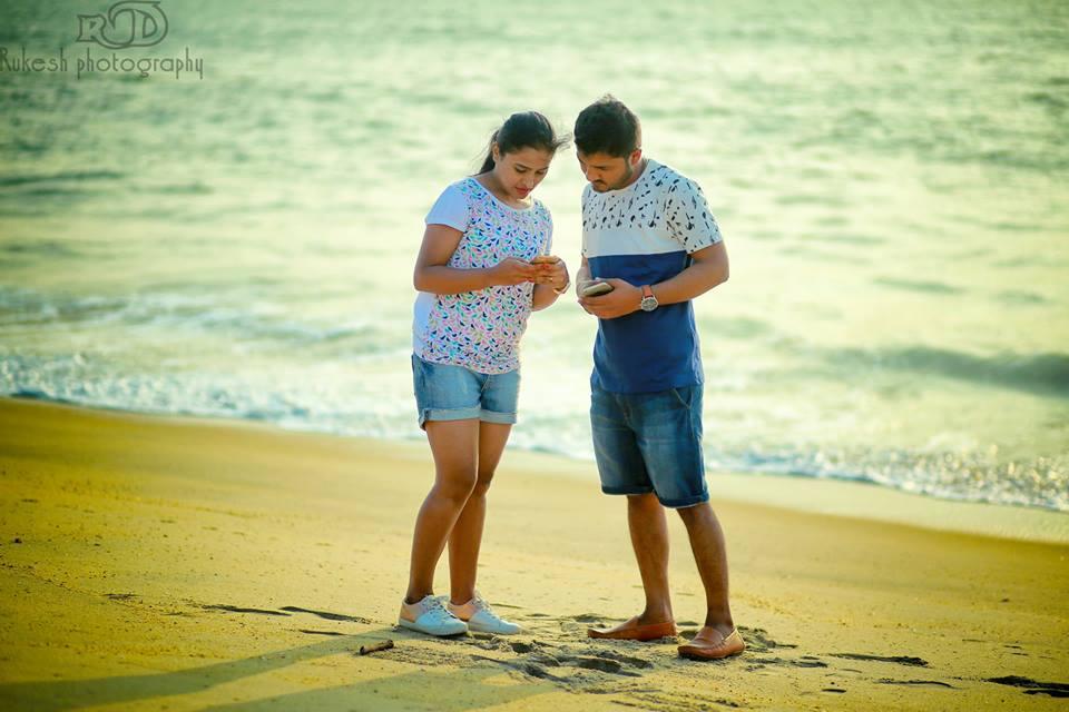 Nischitha - Lokesh Pre wedding.-7