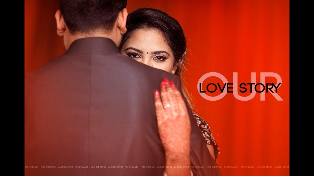 A Sweet Love Story of Monica & Shailesh by ASHOKARSH
