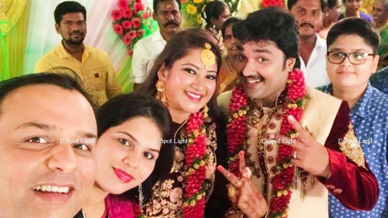 Priyamanaval Serial Avanthika (Sivaranjani ) Wedding Reception