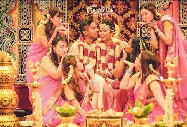 Love in Singapore- Senthil + Rekha